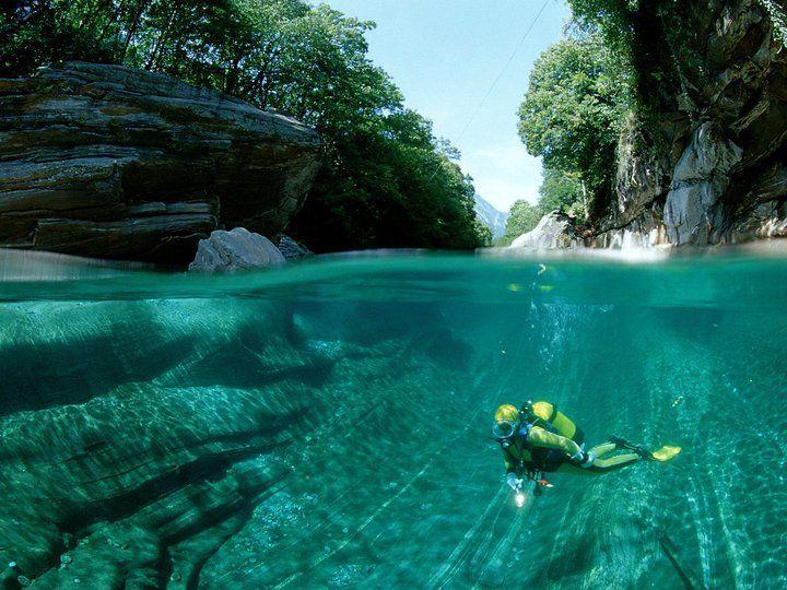 Fresh Water & Altitude Scuba Diving in Nepal