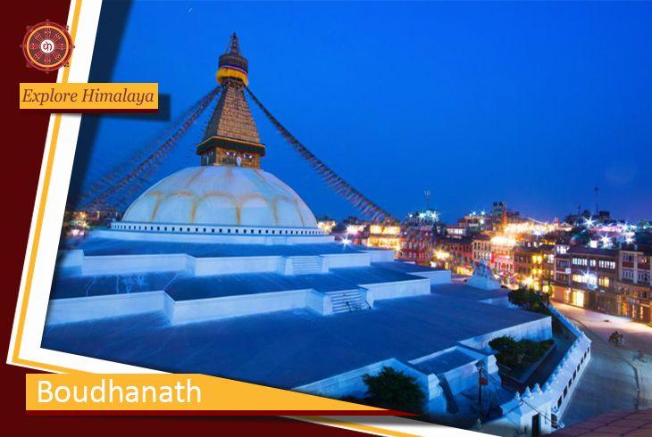 Boudhanath Stupa Renovation