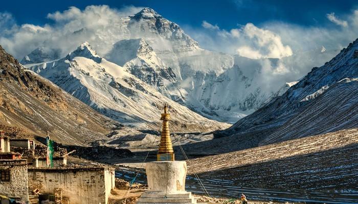Epic Kathmandu Lhasa via Everest Base - BMW Motorcycle Tour
