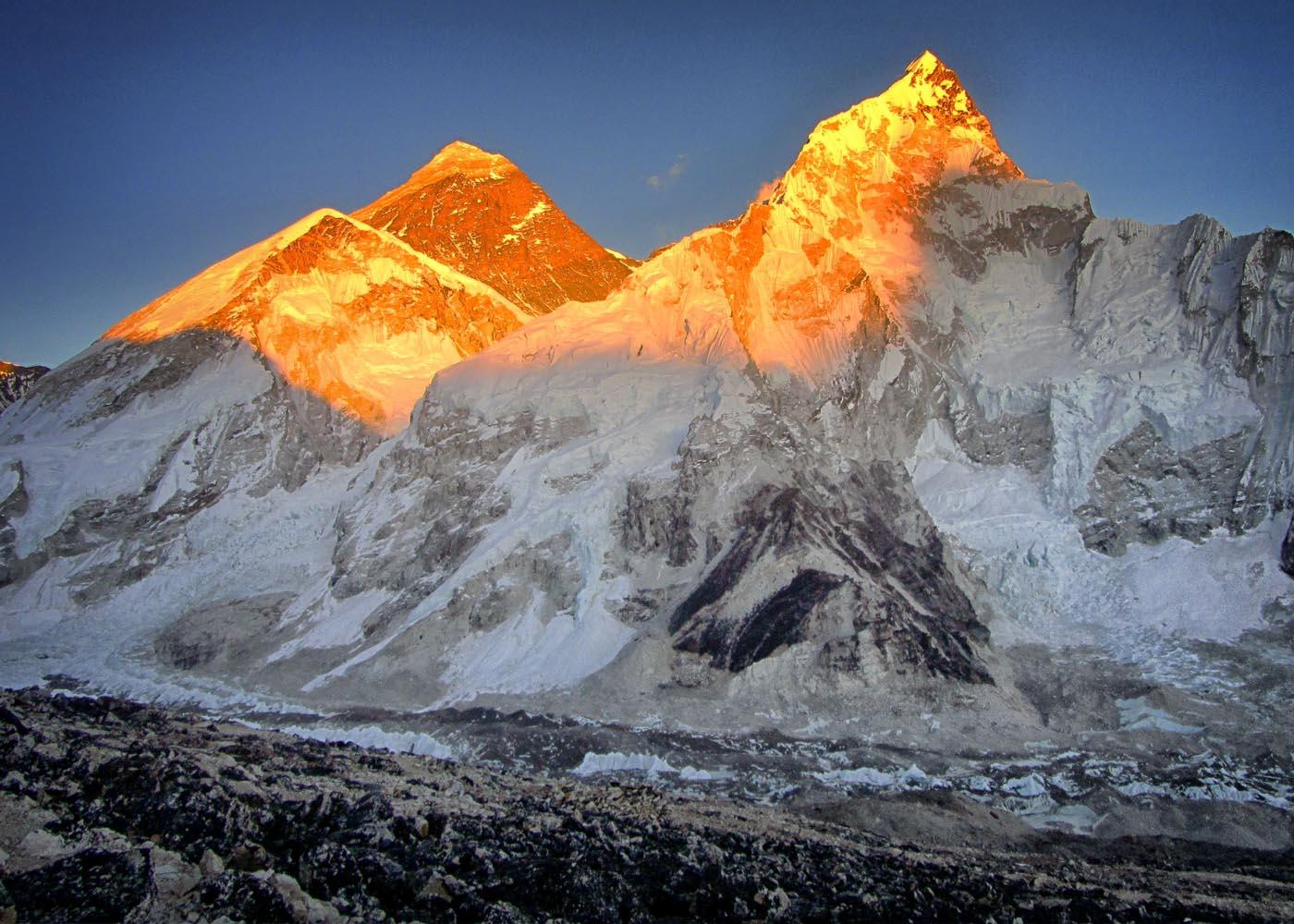 Everest Base Camp - Kathmandu Everest Region